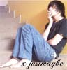 x_justmaybe userpic