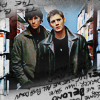 SPN - winchesters heating up the stacks