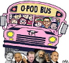 Obama O-pod Bus