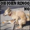 OH JOHN RINGO NO