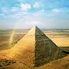 great pyramid light