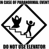 Paranormal event use elevator