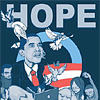 scarlet's walk: there is hope : obama '08
