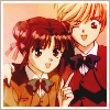 Miaka and Yui: Before the fall