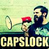 Elle: CAPSLOCK OMG