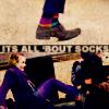 Ash: joker's sock