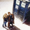 Mindy: doctor who - ten/rose - look up
