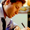 zellie: tv | x-files : writing