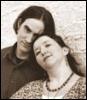 Saraphina, born to speak all mirth and no matter: Sara and Matt