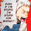 ☆Ryohei☆ || STOOPID FOR BOXING