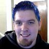 Hair Dye, Blue, Goatee, Gav