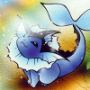 pokemon - vaporeon happy