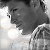 Dean Winchester Season1 3 b&w