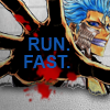 good chaser: Grimmy-RUN_FAST!