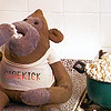 ITV digital Monkey popcorn