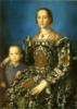 Элеонора с сыном