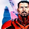 Iron Man: on the box!