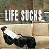Somigliana: qaf brian life sucks