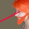 [me] beard laser