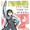 """Arijan (pronounced """"AH-ree-yawn""""): time to disco!"""