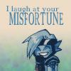 Kyosuke: I laugh at your misfortune