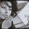 Sophia Loren lipstick