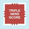 Triple nerd score!