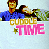 lover all alone: J2: cuddles!
