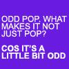 m: the hoosiers: odd pop