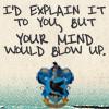 I'd Explain but Mind Blow Up