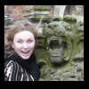 Дания. я и лев.
