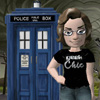 Maybe I'm the plucky comic relief...?: Doctor Who - Tardis 2