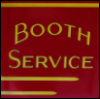 Diner - Booth Service