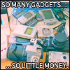 So Many Gadgets