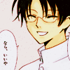 Watanuki Kimihiro: cheerful