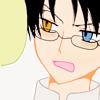 Watanuki Kimihiro: annoyed
