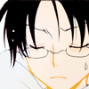 Watanuki Kimihiro: sigh