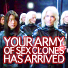 army of sex clones
