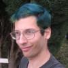 Lethargic Man (anag.): blue!