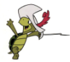rapier-Touche Turtle
