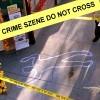 Stranger?: Crime scene