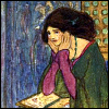 Pamela D Lloyd: reading