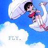 Hotaru flies