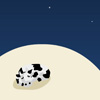 Cow on the Moon (ZzZzZz...)