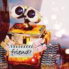 Wall-E | Friend