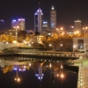 night, FIL, skyline, perth, long exposure