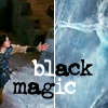 narnia - black magic