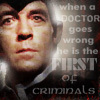 Classic DW: Valeyard first of criminals