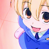 liquid poetry ♥: [ouran] that smile means trouble