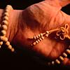 Buddist beads